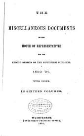 United States Congressional Serial Set: Volume 2883