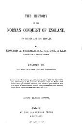The History of the Norman Conquest of England: The reign of Harold and the interregnum. 1869
