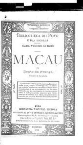 Macau: Volume 20