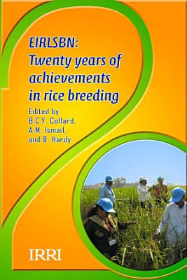 EIRLSBN  Twenty years of achievements in rice breeding