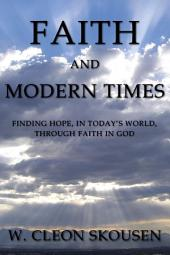 Faith and Modern Times