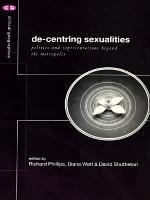 De Centering Sexualities PDF