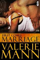 First Comes Marriage  1Night Stand series  PDF