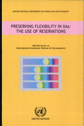Preserving Flexibility in IIAs: The Use of Reservations, Page 933