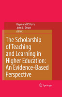 The Scholarship of Teaching and Learning in Higher Education  An Evidence Based Perspective PDF