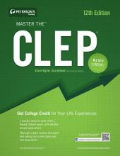 Master the Natural Sciences CLEP Test: Part VI of VI, Edition 12