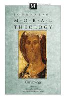 Journal of Moral Theology  Volume 2  Number 1 PDF
