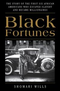 Black Fortunes Book