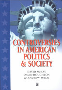 Controversies in American Politics and Society PDF