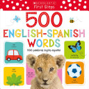 500 English Spanish Words   500 palabras ingls espaol Book