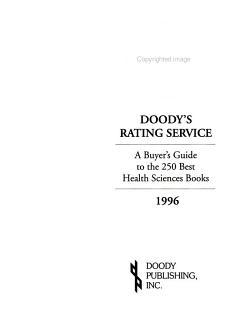 Doody s Rating Service PDF