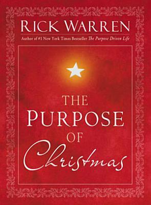 The Purpose of Christmas