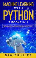 Machine Learning with Python PDF