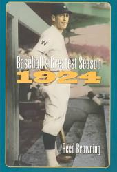Baseball's Greatest Season, 1924