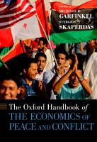 The Oxford Handbook of the Economics of Peace and Conflict PDF