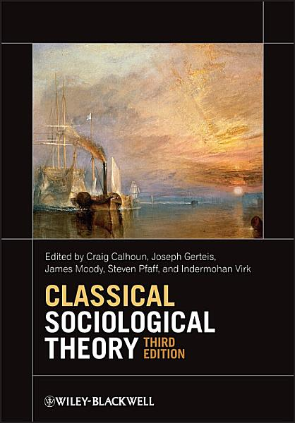Classical Sociological Theory PDF