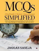 MCQs  Multiple Choice Questions  Simplified PDF