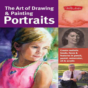 The Art of Drawing   Painting Portraits PDF