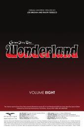 Wonderland Volume 8