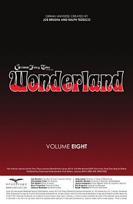 Wonderland Volume 8 PDF