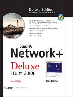 CompTIA Network  Deluxe Study Guide PDF