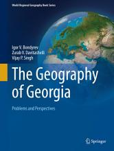 The Geography of Georgia PDF