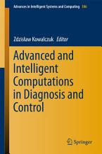 Advanced and Intelligent Computations in Diagnosis and Control PDF
