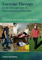 Exercise Therapy in the Management of Musculoskeletal Disorders PDF