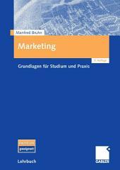Marketing: Grundlagen für Studium und Praxis, Ausgabe 9
