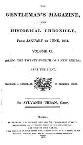 The Gentleman's Magazine: Volume 101, Part 1; Volume 149