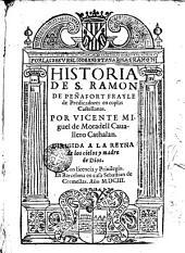Historia de S. Ramon de Peñafort...: en coplas Castellanas