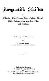 Bibliothek der katholischen pädagogik: Bände 3-4