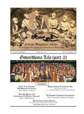 NBS#26: Govardhana Lila(Part-2)