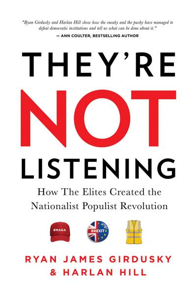 Download They   re Not Listening Book