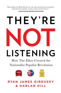 They   re Not Listening Book