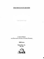 Cracking the GED 2000 PDF