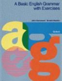 A Basic English Grammar with Exercises PDF