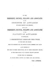 The Insurance Cyclopeadia: Being a Dictionary of the Definitions of Terms Used in Connexion with the Theory and Practice of Insurance in All Its Branches: a Biographical Summary ... a Bibliographical Repertory of All Works Written Upon the Subject ... an Historical Treasury of Events and Circumstances Connected with the Origin and Progress of Insurance ...