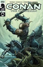 Conan the Cimmerian #4