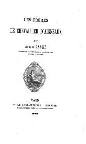 Les frères Le Chevallier d'Aigneaux