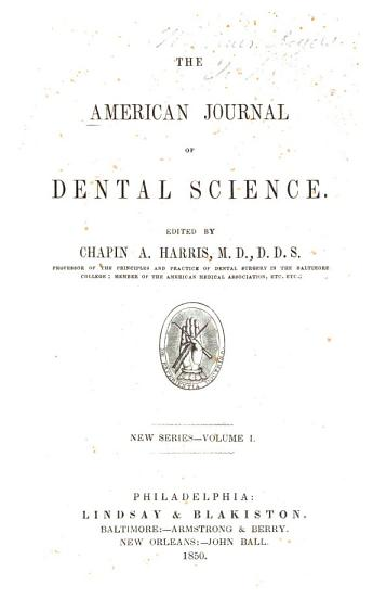 American Journal of Dental Science PDF