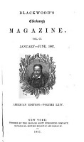 Blackwood s Edinburgh Magazine PDF
