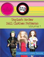Taylor's No-Sew Doll Clothes Patterns