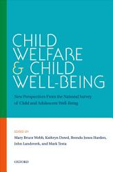 Child Welfare and Child Well Being PDF