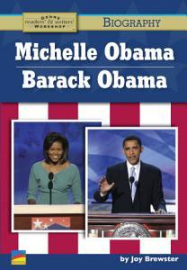 Michelle Obama  Barack Obama Book