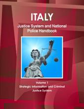 Italy Justice System and National Police Handbook