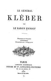 Le Général Kléber