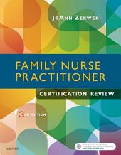 Family Nurse Practitioner Certification Review - E-Book: Edition 3