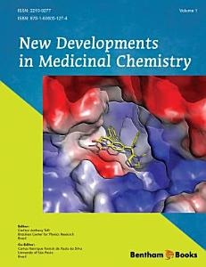 New Developments in Medicinal Chemistry PDF