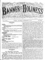 The Banner of Holiness PDF